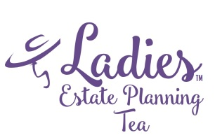 Ladies Estate Planning Tea Logo TM